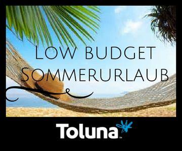 low budget sommerurlaub